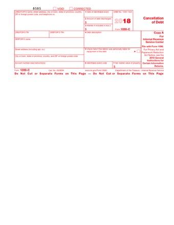 1099 C Tax PDF