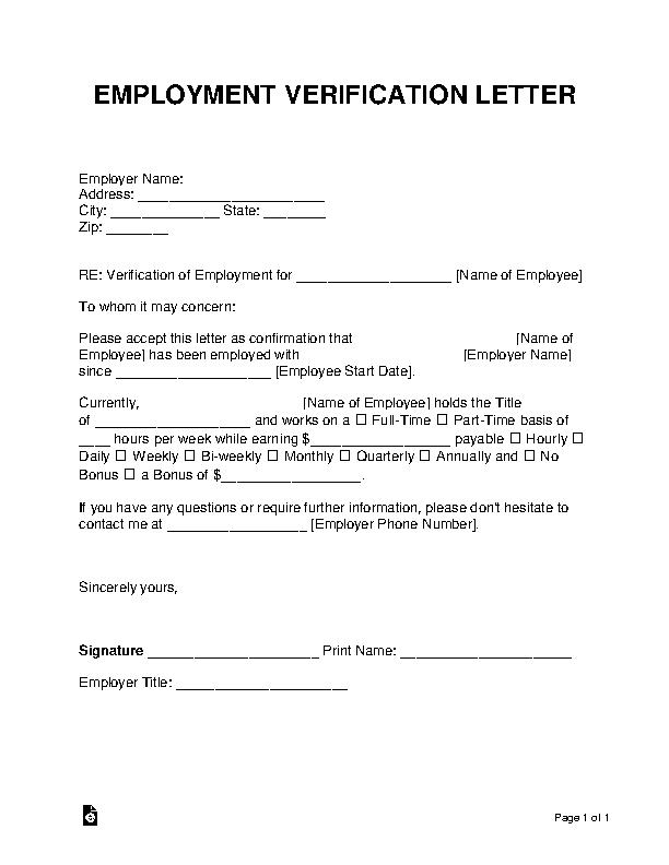 Employment Confirmation Letter Samples from devlegalsimpli.blob.core.windows.net