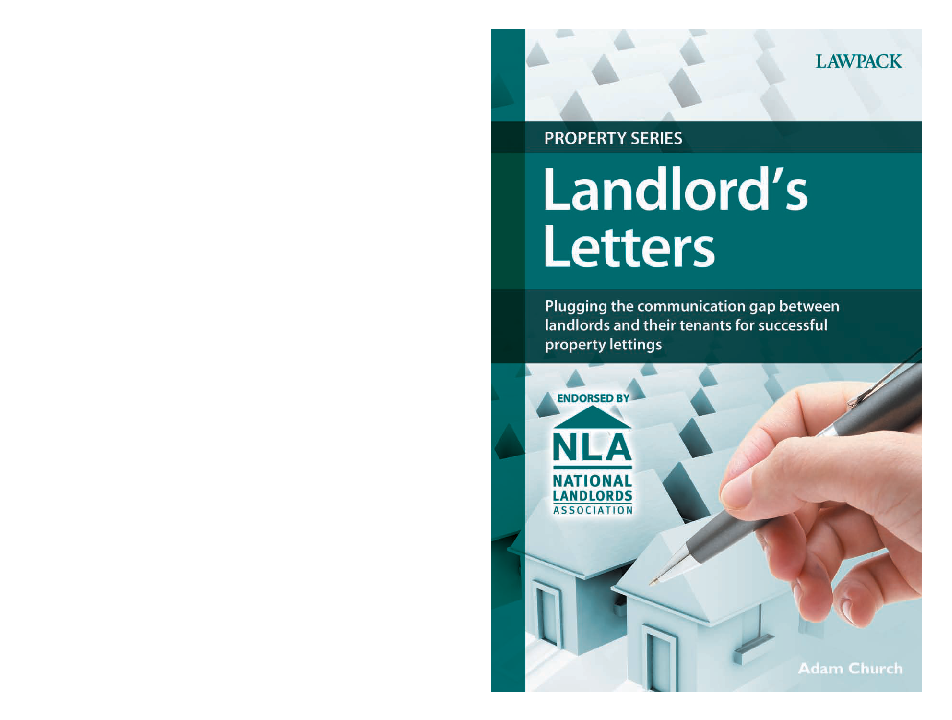 Basic Landlord Reference Letter