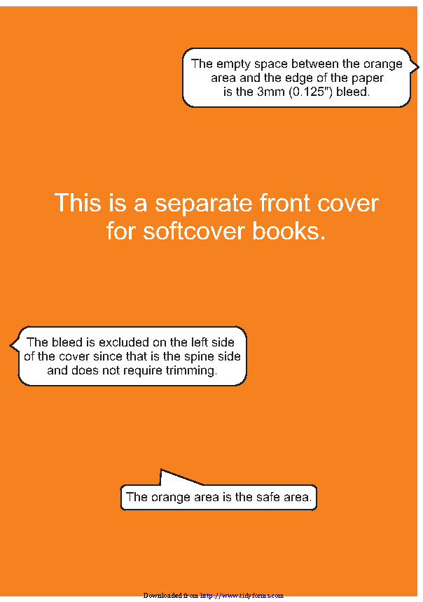 Book Cover Template 2
