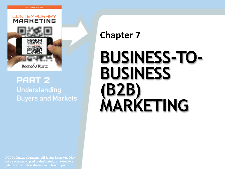 Business Marketing Powerpoint Template