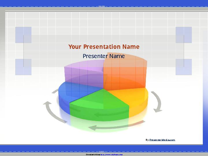 Business Pie Chart Presentation
