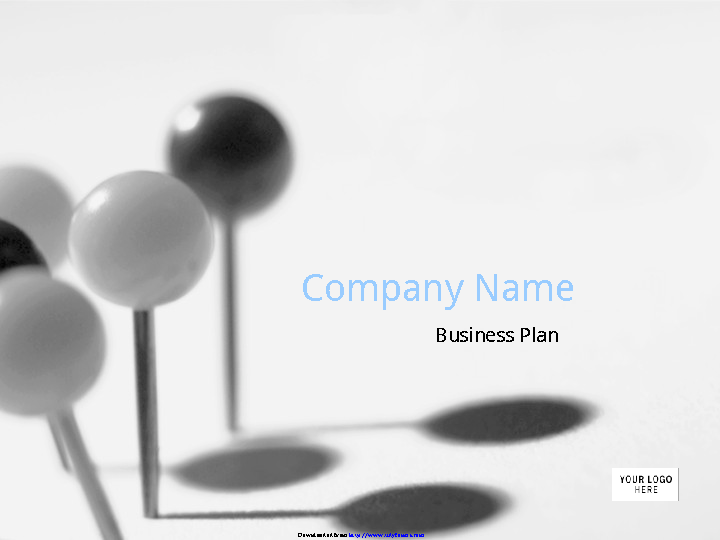 Business Plan Presentation 1