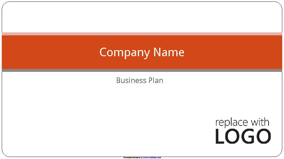Business Plan Presentation 3