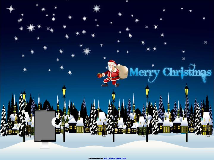 Christmas Template 1