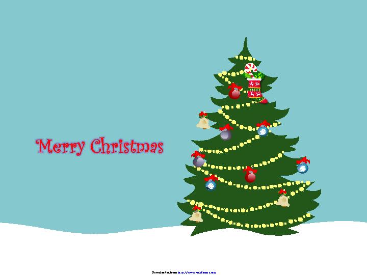 Christmas Template 6