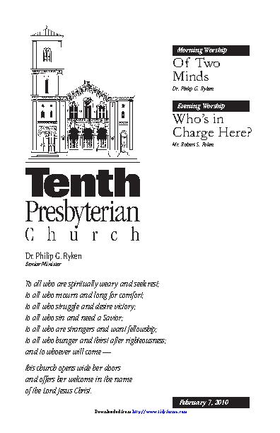 Church Newsletter 3