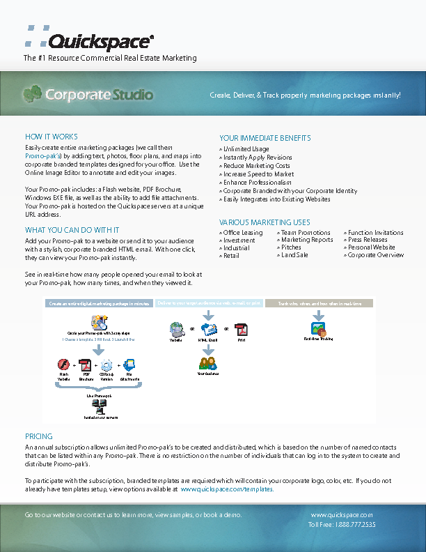 Commercial Real Estate Marketing Resource Template0A