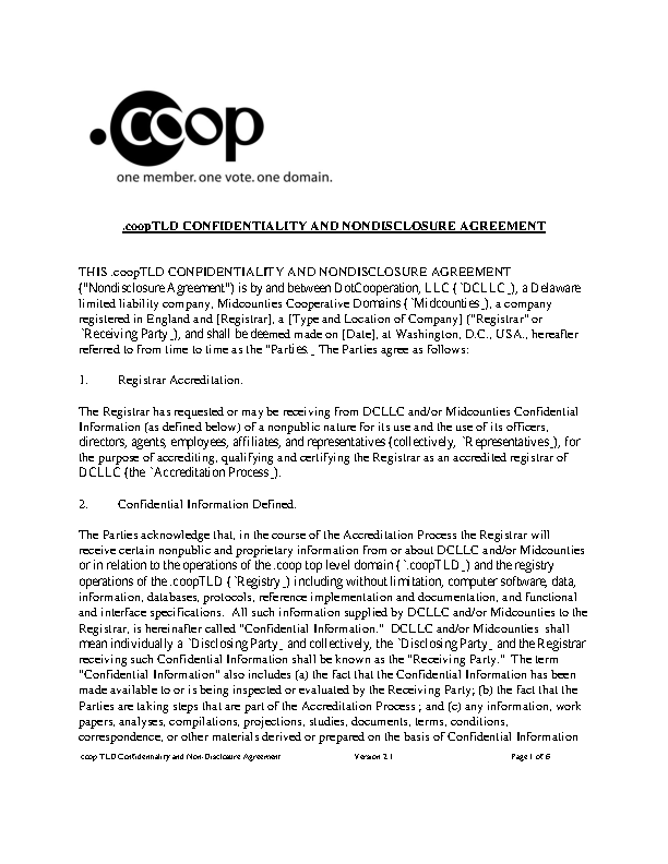 Confidentiality Agreement Archives Page 4 Of 39 Pdfsimpli