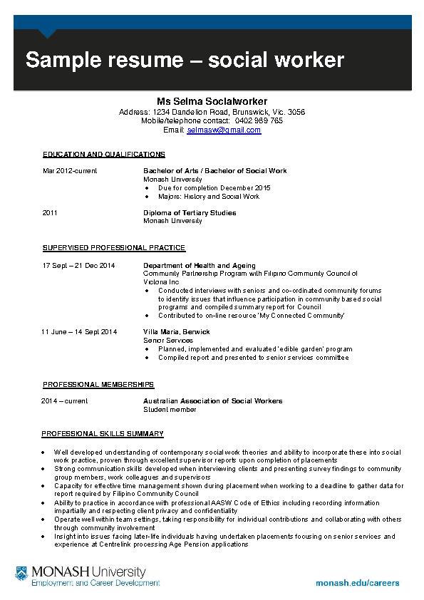 Contemporary Resume Pdf Free Download