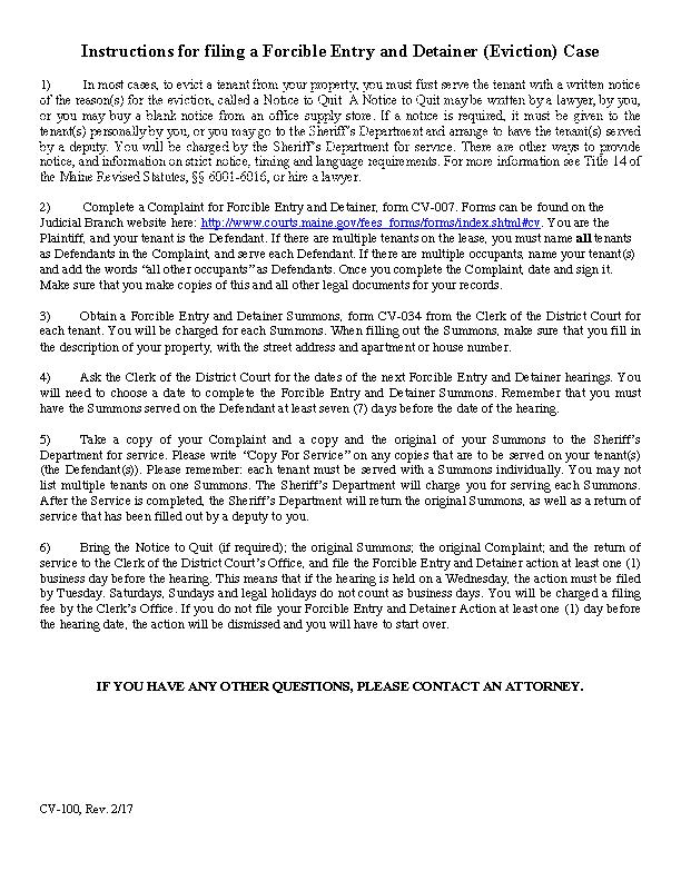 Cv 100 Instructions Fed