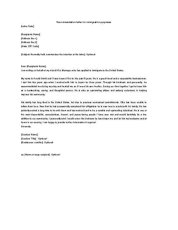 Letter Of Recommendation Immigration from devlegalsimpli.blob.core.windows.net