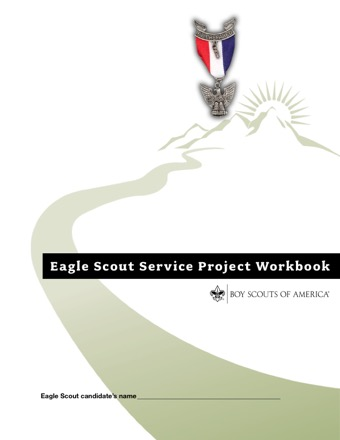 Eagle Scout Work Book PDF