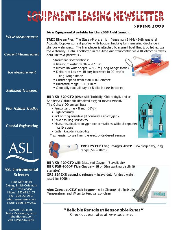 Equipment Leasing Newsletter