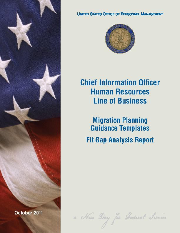 Fit Gap Analysis Report