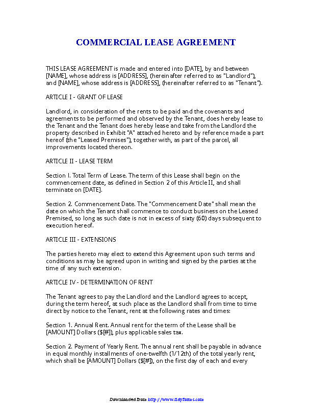 Lease Agreement Archives Page 125 Of 139 Pdfsimpli