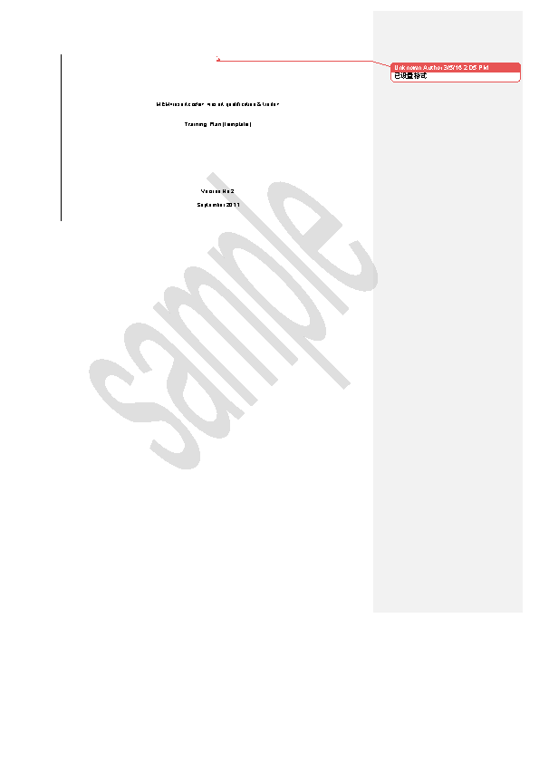 Free Download Strategic Training Doc Format Template1