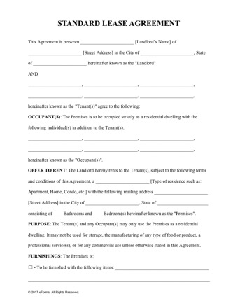 printable real estate purchase agreement PDF