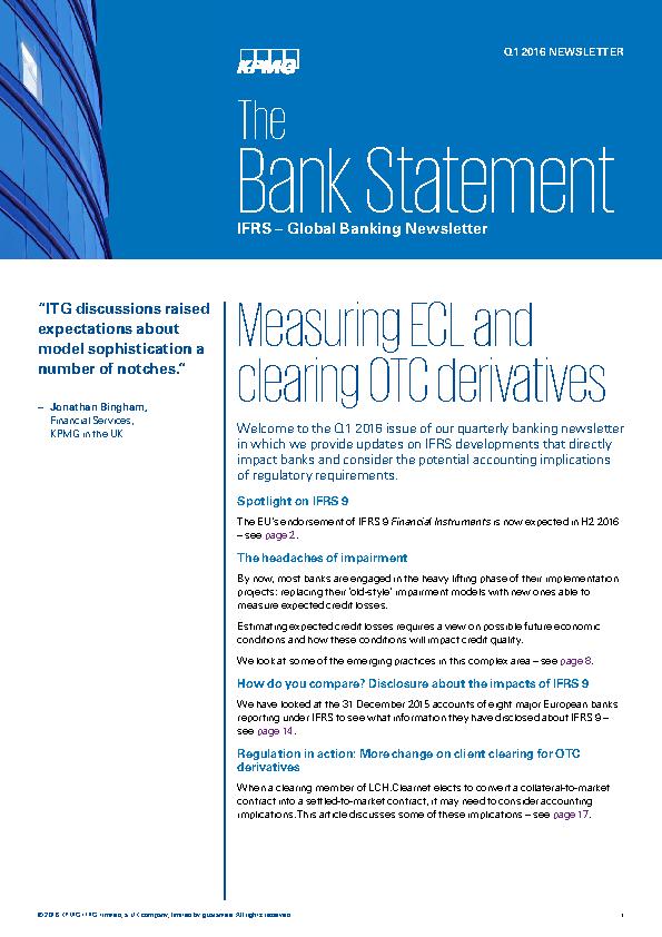 Global Banking Newsletter
