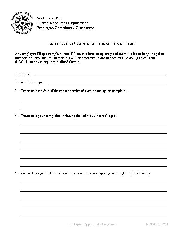 Complaint Archives Page 9 Of 14 Pdfsimpli