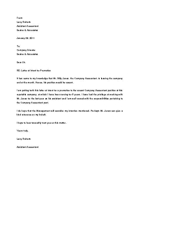 A Letter Of Intention from devlegalsimpli.blob.core.windows.net