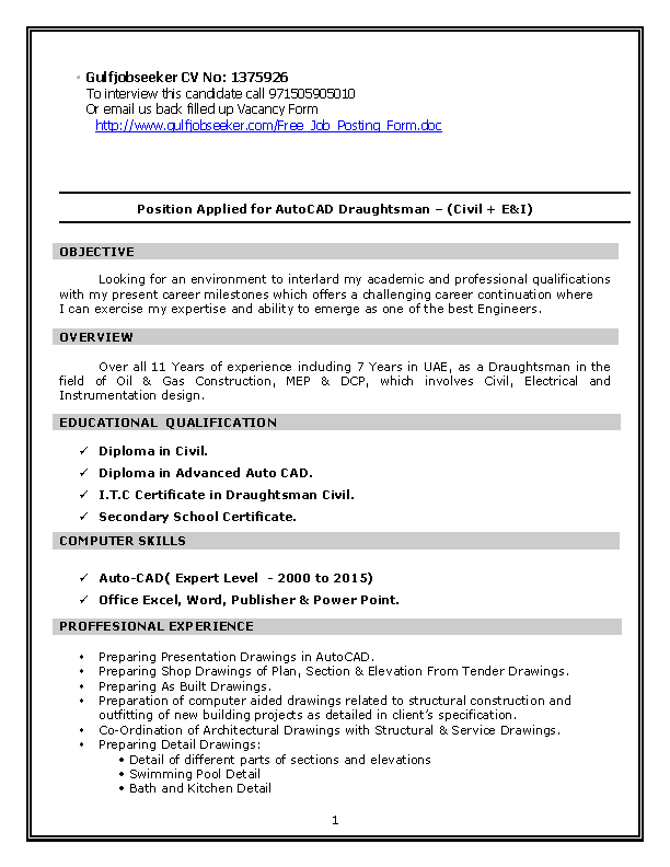 Resume Archives Page 92 Of 155 Pdfsimpli