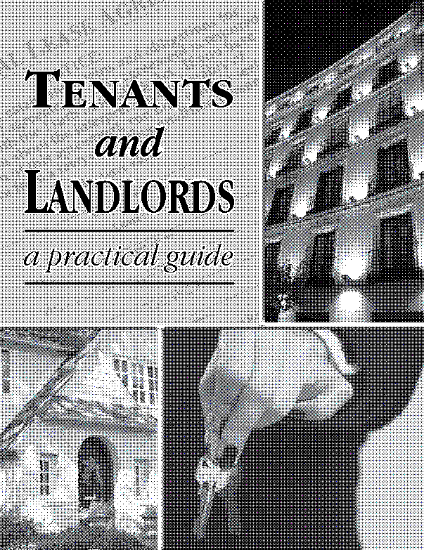 Michigan Guide For Landlords And Tenants