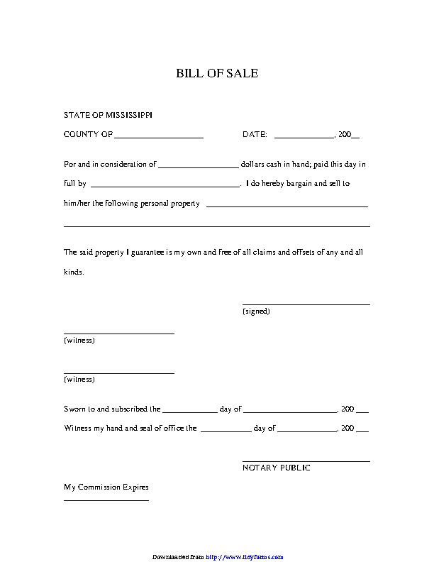 Bill Of Sale Archives Page 13 Of 38 Pdfsimpli