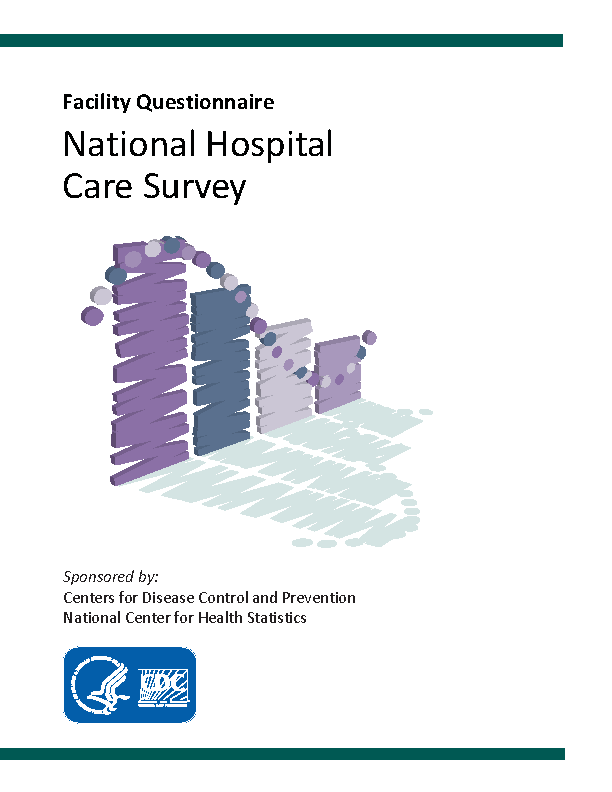 National Hospital Care Survey Questionnaire