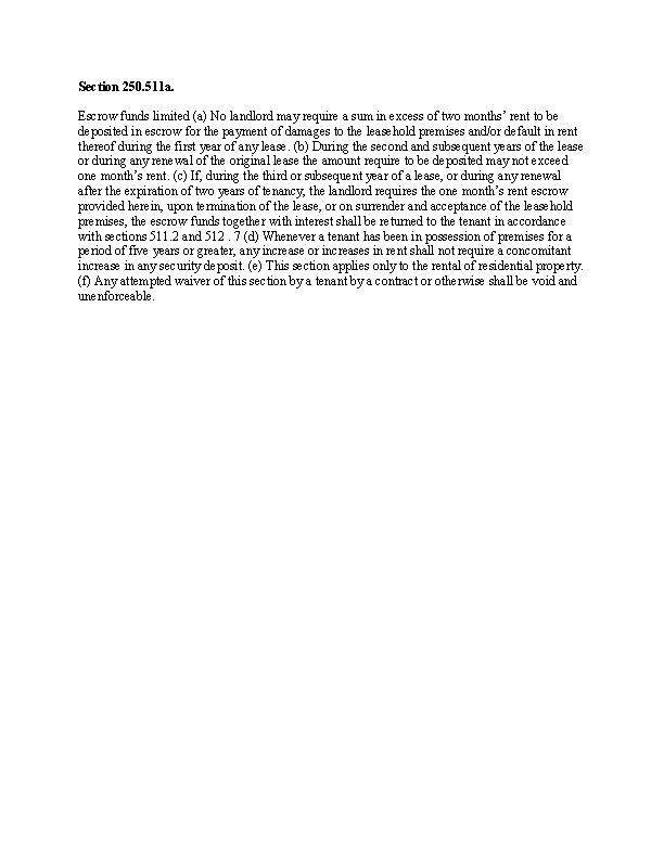 Pennsylvania Section 250 511A