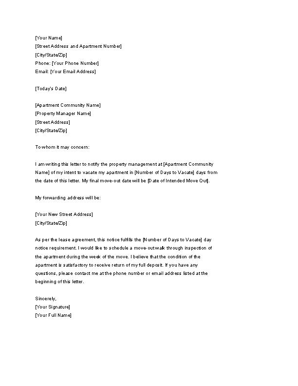 Professional Two Weeks Notice Letter from devlegalsimpli.blob.core.windows.net