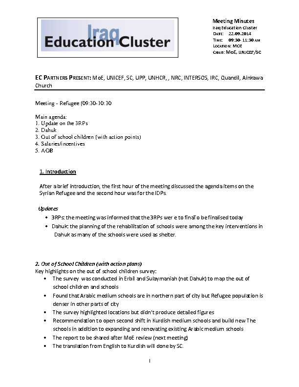 Project Strategy Meeting Agenda Template Pdfsimpli