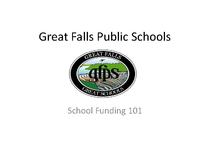 Public School Budget Template