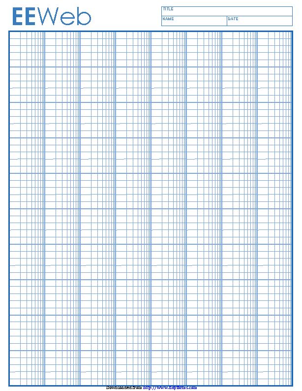Semi Log Graph Paper 2