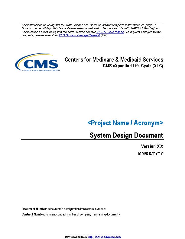 Software Design Document 3