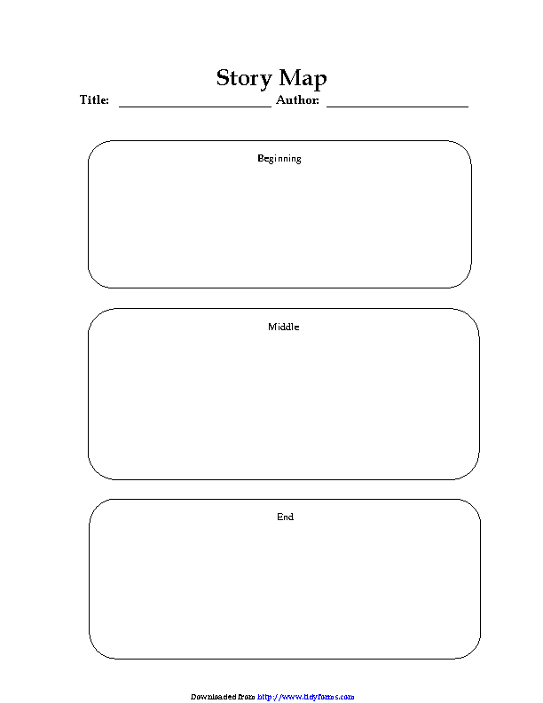 Story Map Template 2