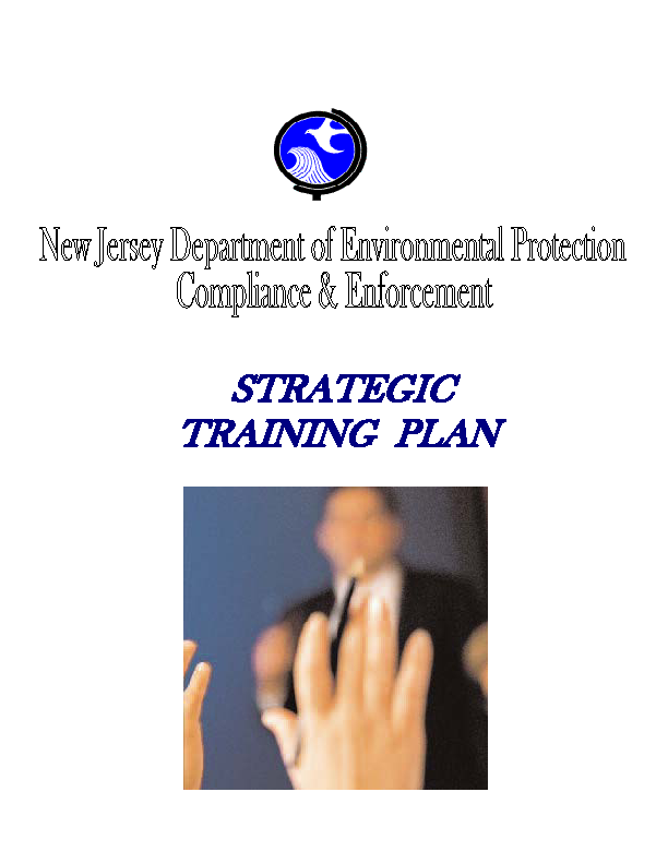 Strategic Training Plan Pdf Format Free Download Template1