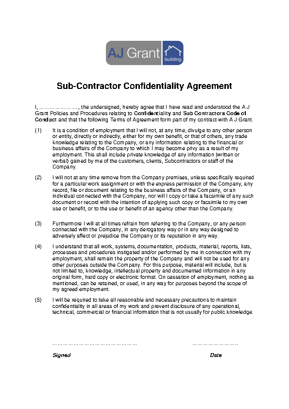 Confidentiality Agreement Archives Page 9 Of 39 Pdfsimpli