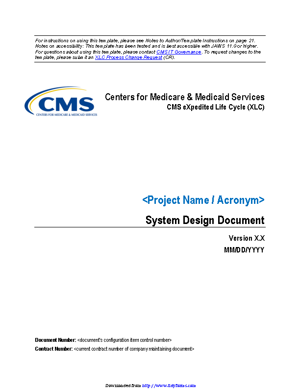 System Design Document 1