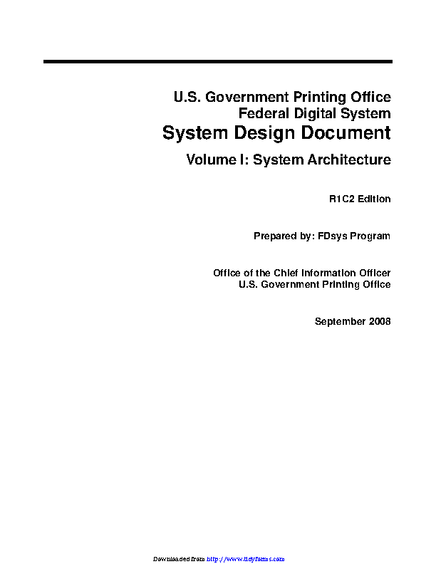 System Design Document 4