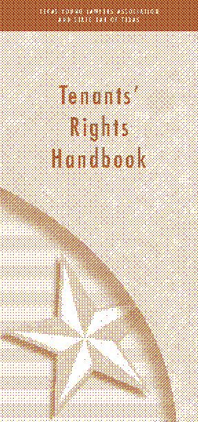 Texas Tenants Rights Handbook