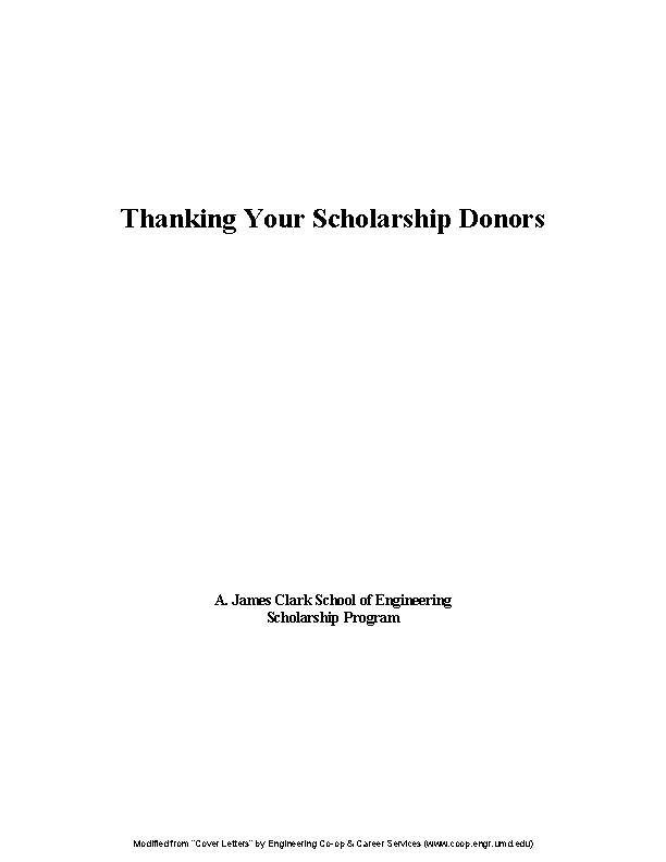 Thank You Note For Scholarship Donor1