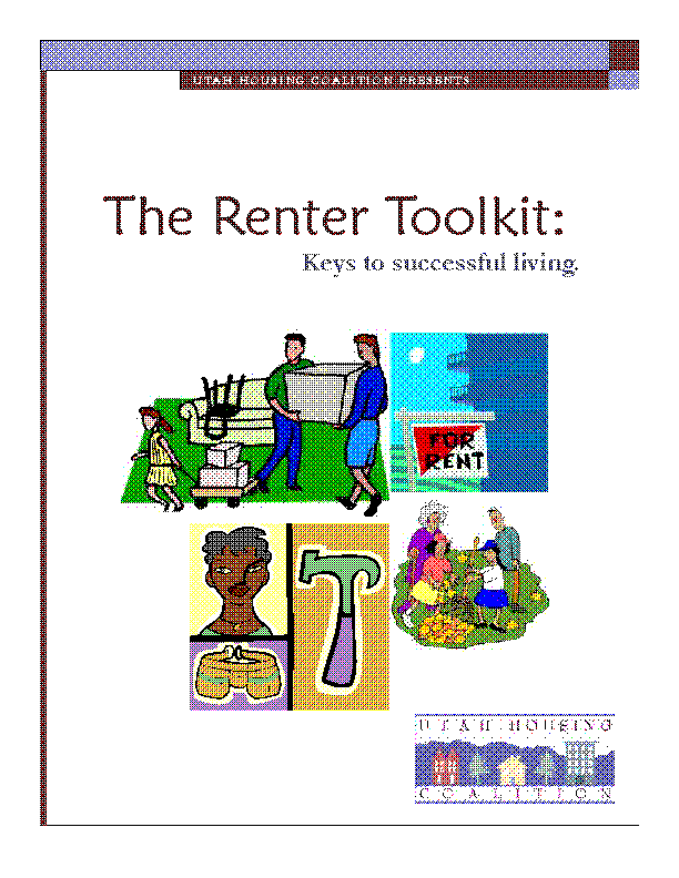 Utah Renter Toolkit